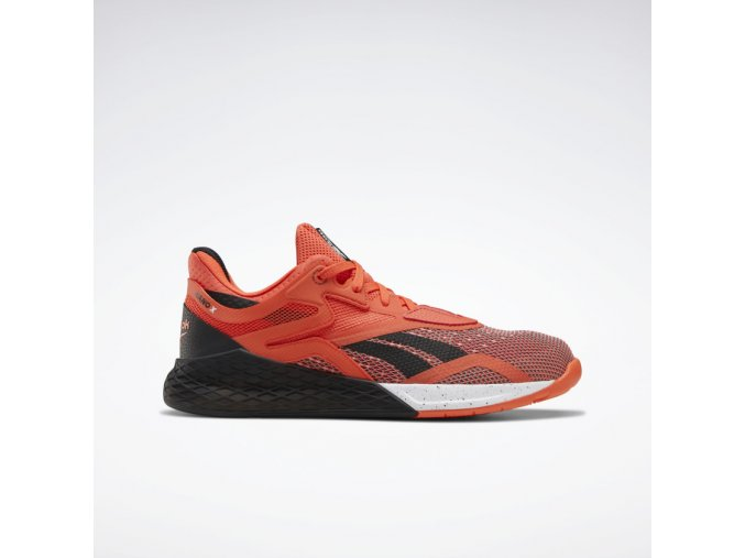 Reebok Nano X Shoes Orange EF7270 01 standard