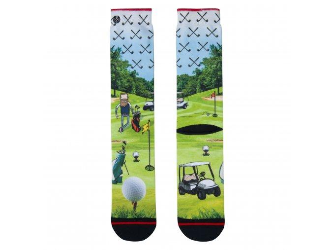 Pánske ponožky XPOOOS Golf 60183 20