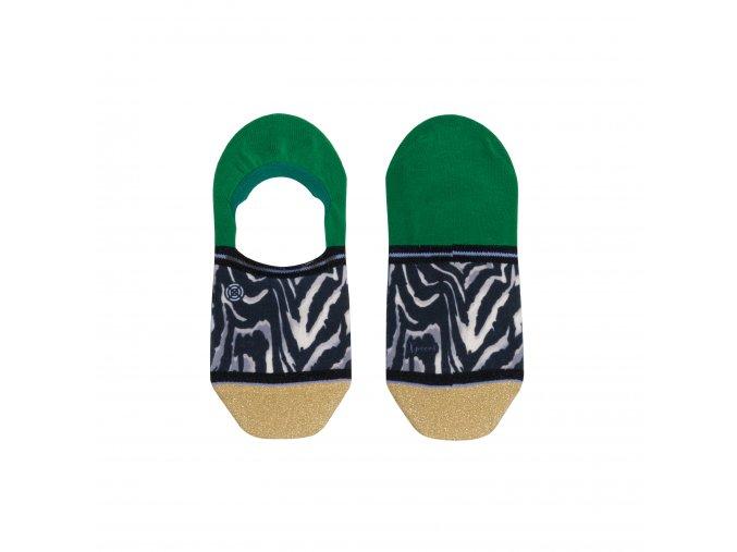 Dámske kotníkové ponožky XPOOOS Kelly 72026