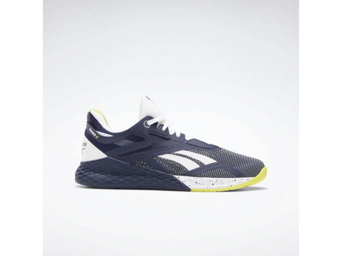 Reebok Nano X Shoes Blue FW8473 01 standard