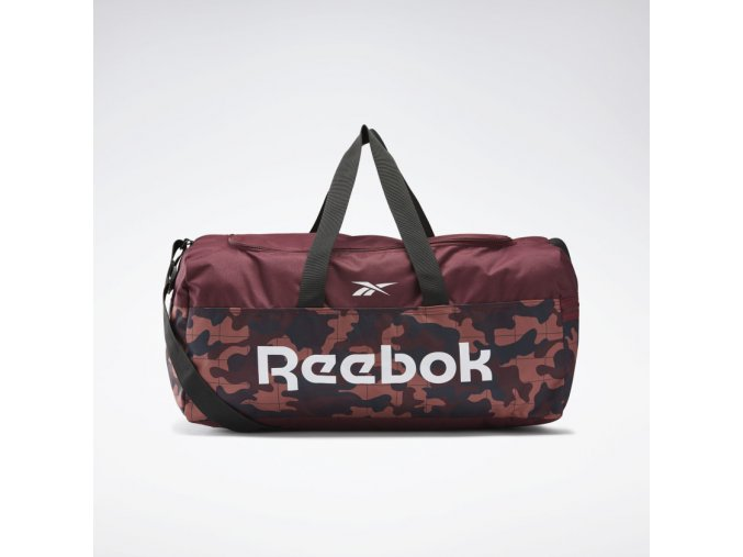 Active Core Grip Duffel Bag Medium Burgundy GH0356 01 standard