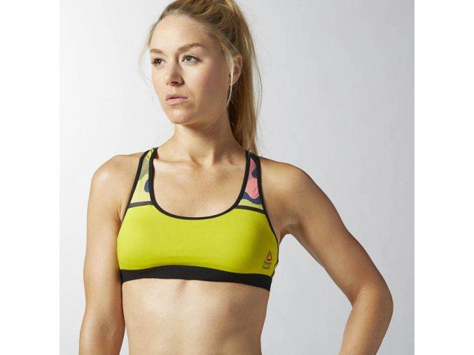 Reebok CrossFit® Dámska športová podprsenka AA1121