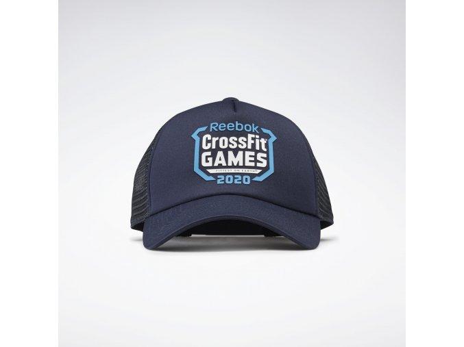 CrossFit(r) Games Trucker Hat Blue GI0026 01 standard