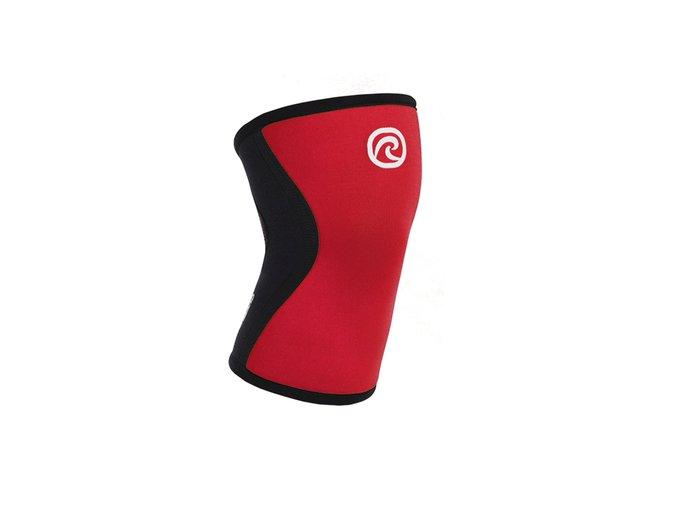 Rehband Bandáž na koleno RX Line 105304 červená 5mm