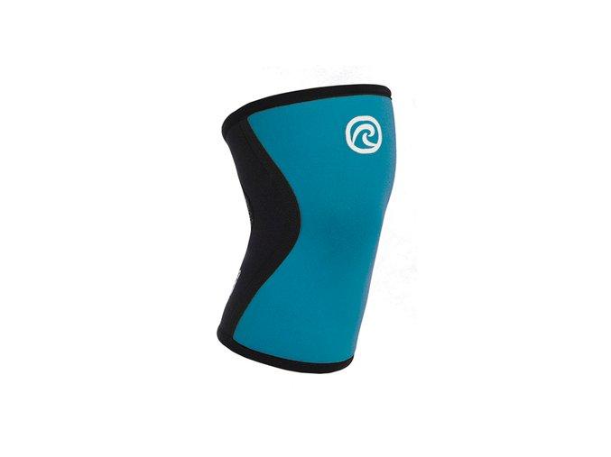 Rehband Bandáž na koleno RX Line 7751 tyrkysová 5mm DOPREDAJ
