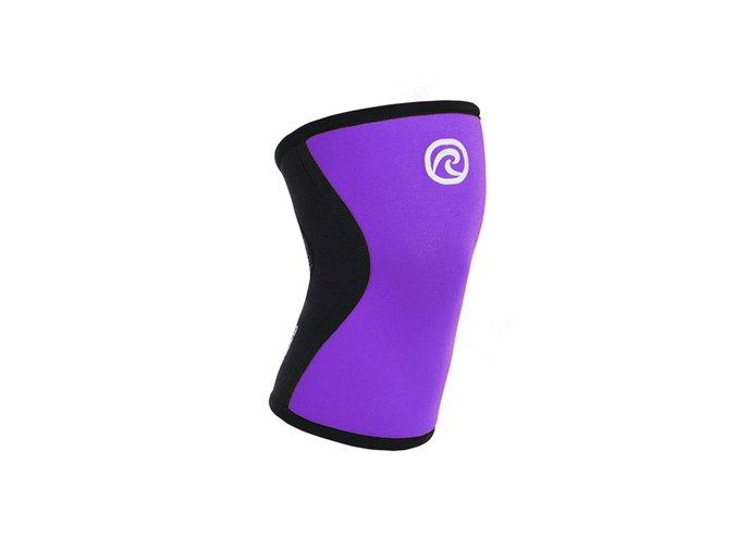 Rehband Bandáž na koleno RX Line 7751 fialová 5mm