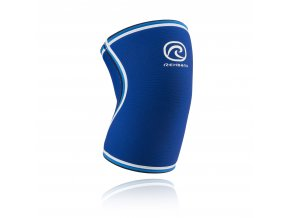7084 Rehband Blue line knee support 7mm High res Front