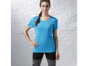 Reebok Running Dámske bežecké  tričko AX9434