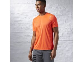 Reebok Running Pánske tréningové tričko AX9854