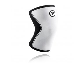 105301 01 RX Knee Sleeve White 5mm Front LR