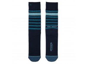 Pánske ponožky XPOOOS Essential Blue
