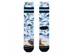 Pánske ponožky XPOOOS HonoluluBay 60147