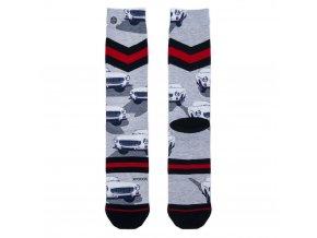 Pánske ponožky XPOOOS Convertible
