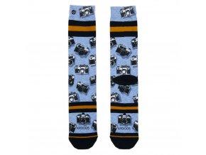 Pánske ponožky XPOOOS Cameras