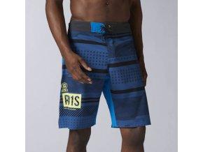 Reebok CrossFit® Pánske kraťasy Nasty Shemagh AX9448