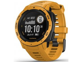 garmin garmin instinct yellow optic 181697 1