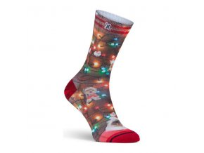 Dámske ponožky XPOOOS Alexis 70147