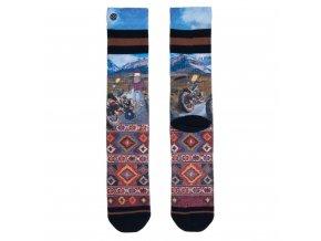 Pánske ponožky XPOOOS Roadtrip 60157