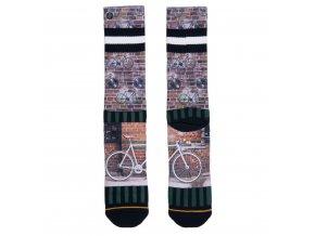 Pánske ponožky XPOOOS Fixie 60162