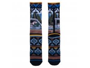 Pánske ponožky XPOOOS Dogincar 60163