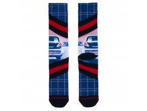 Pánske ponožky XPOOOS Chrome 60168