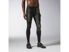 Reebok CrossFit® Pánske kompresné legíny AP8592