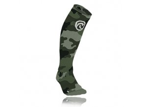 607117 01 qd compression socks camo front lr
