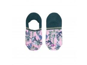Dámske kotníkové ponožky XPOOOS Koko 72020