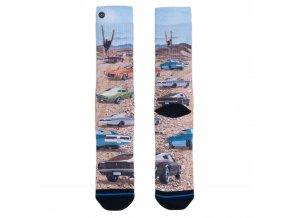Pánske ponožky XPOOOS Multicolor 60156