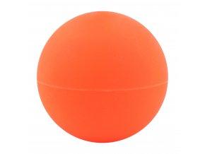 Lakrosová loptička DELTAFIT oranžová