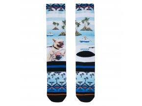 Pánske ponožky XPOOOS Captain Bull 60181 20