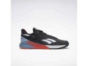 Reebok Nano X Shoes Black EF7298 EF7298 01 standard