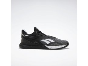 Reebok Nano X Shoes Black EF7488 01 standard
