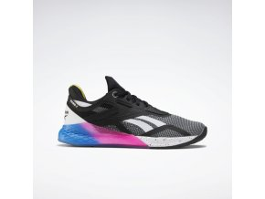 Reebok Nano X Shoes Black FW8208 01 standard