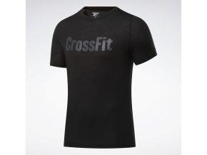 Reebok CrossFit(r) Read Tee Black FU1908 13 standard