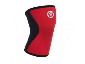 Rehband Bandáž na koleno RX Line 7751 červená 5mm DOPREDAJ