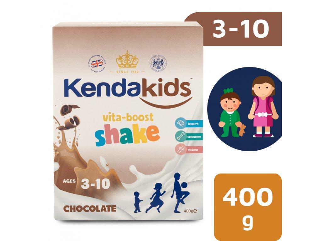 Kendakids kakaový instantní nápoj pro děti 400 g