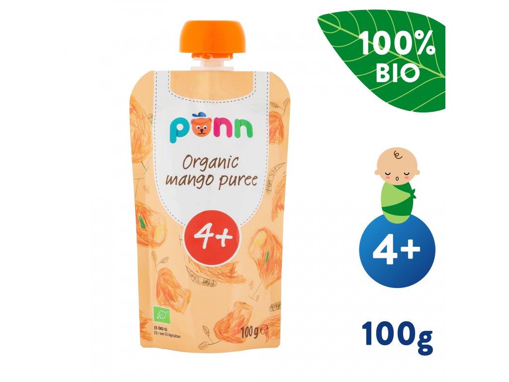 SALVEST Põnn BIO Mango 100% 100 g