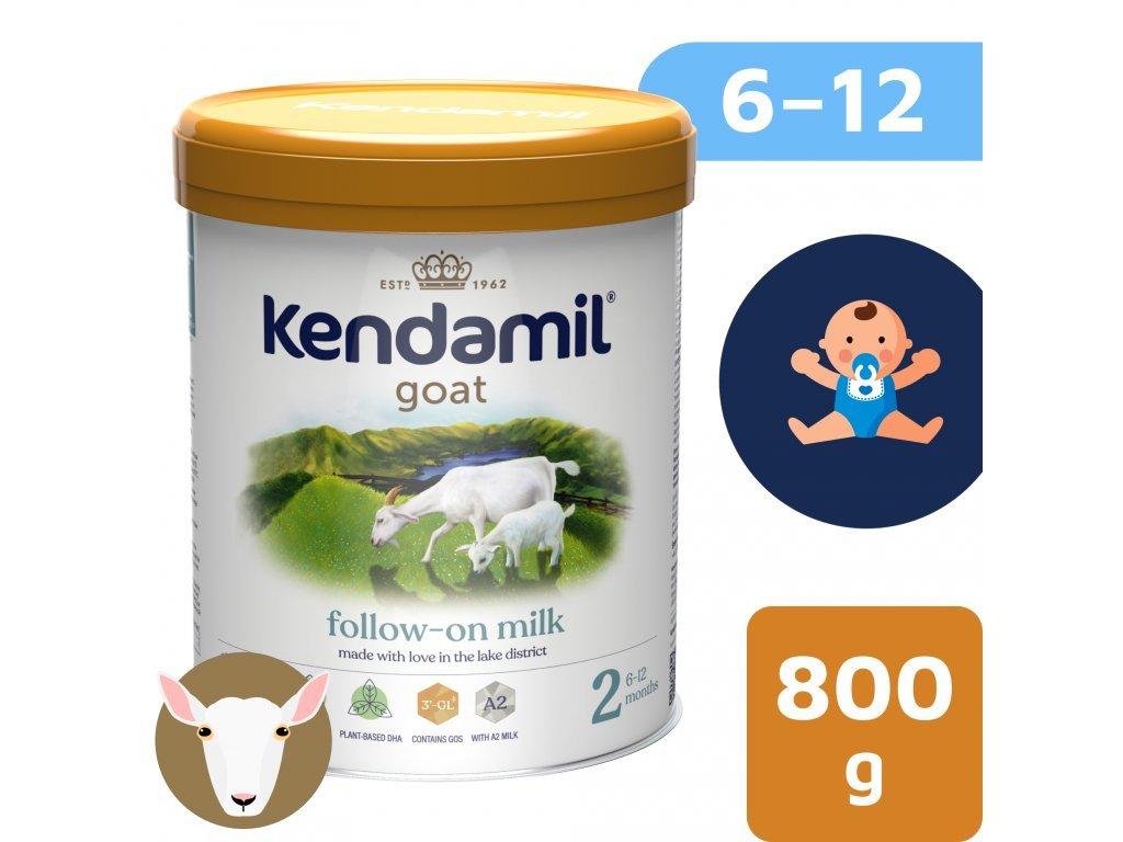 Kendamil Kozi pokracovaci mleko 21
