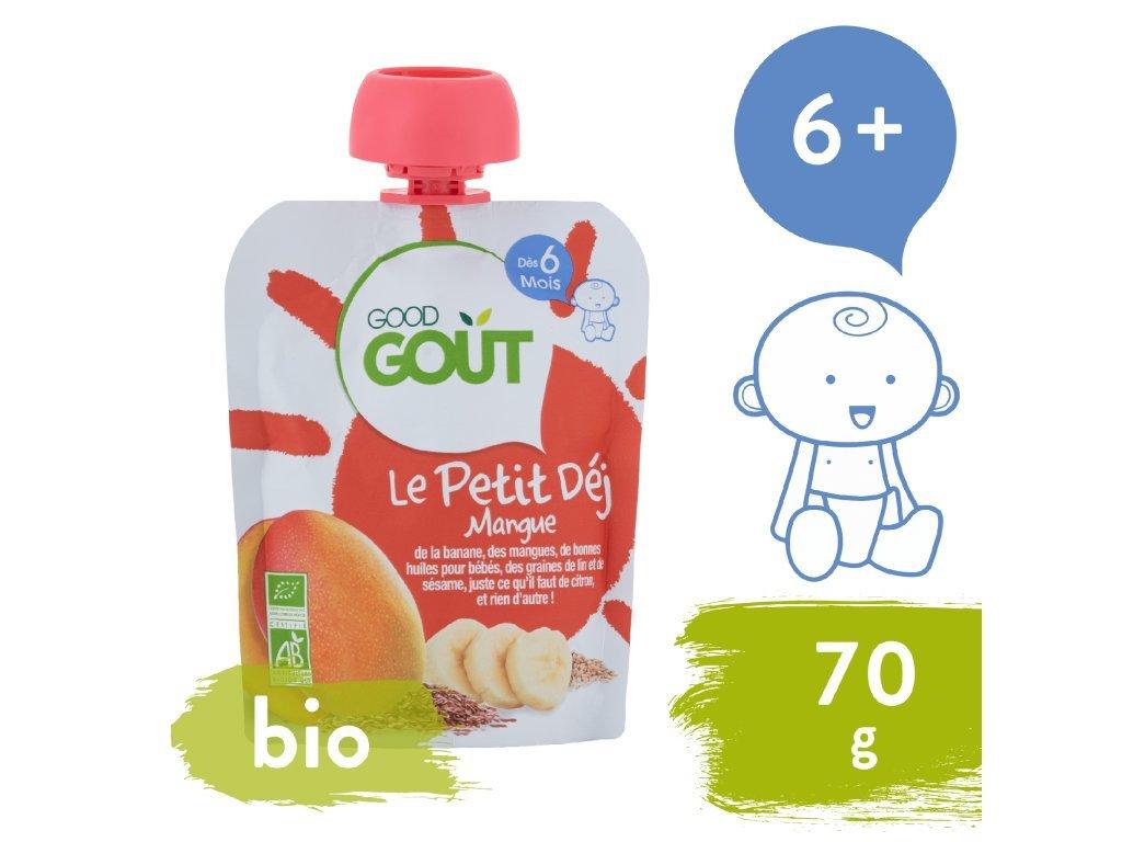 Good Gout BIO Mangova snidane1