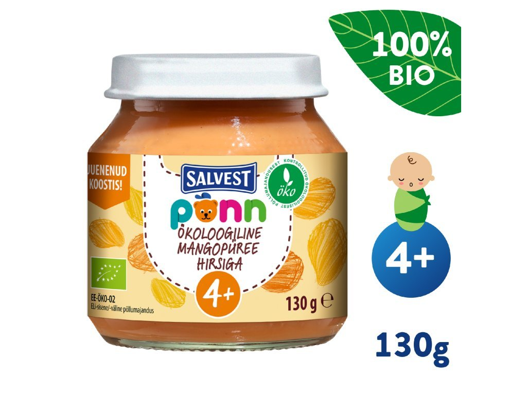 salvest ponn bio mangovo bananove pyre s jahly 130 g 1