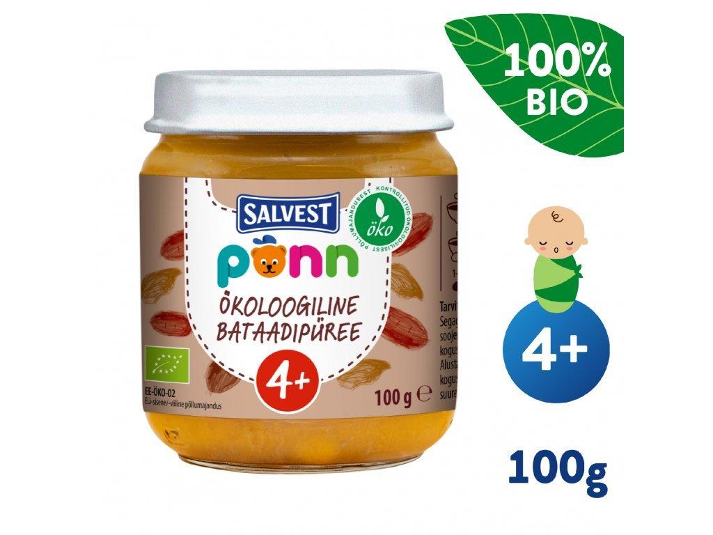salvest ponn bio batatove pyre 100 g 1
