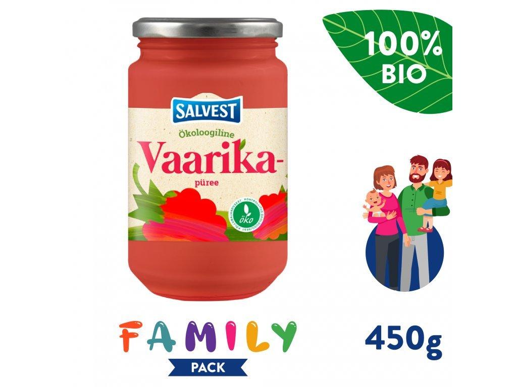 salvest family bio maliny 450 g 1