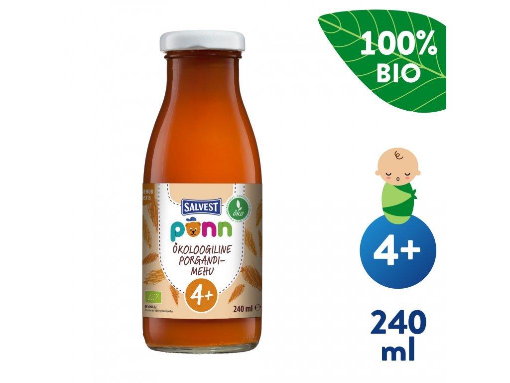 salvest ponn bio mrkvova stava s duzinou 240 ml1