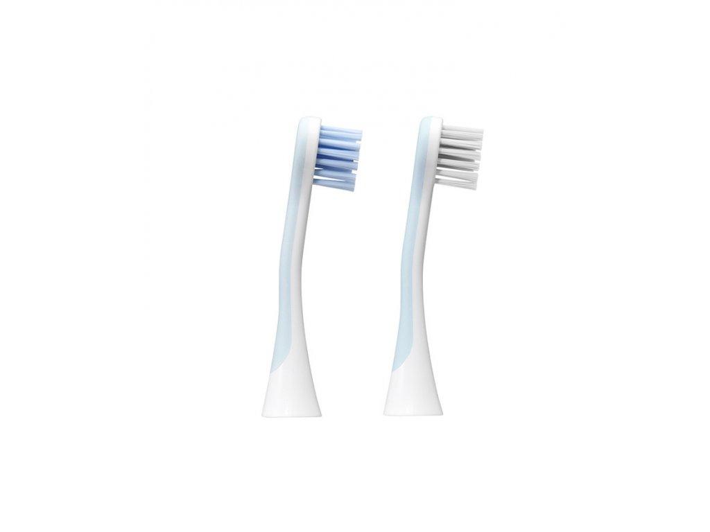curaprox nahradni hlavice pro sensitive pro sonicky kartacek curaprox1