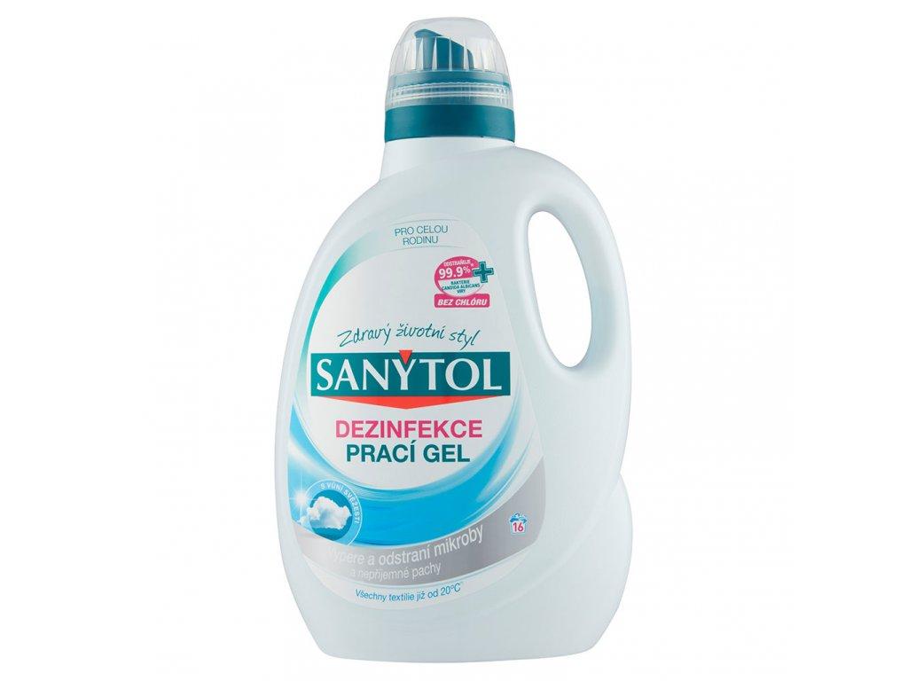SANYTOL dezinfekcni praci gel 1,65 l