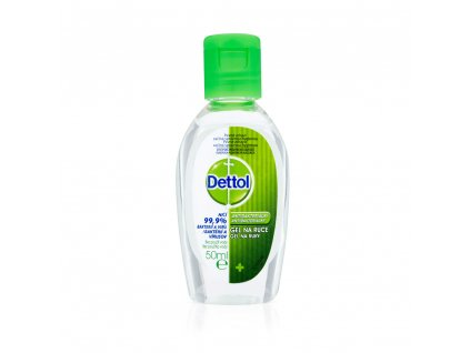 DETTOL dezinfekcni gel na ruce 50 ml