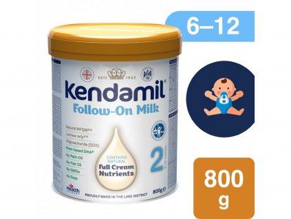 Kendamil pokračovací mléko 2 900 g DHA+