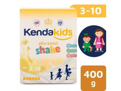 Kendakids banánový instantní nápoj pro děti 400 g