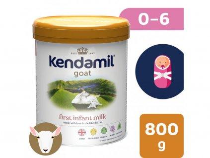 Kendamil Kozi pocatecni mleko 11
